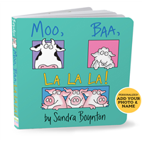 Personalized Boynton Board Books