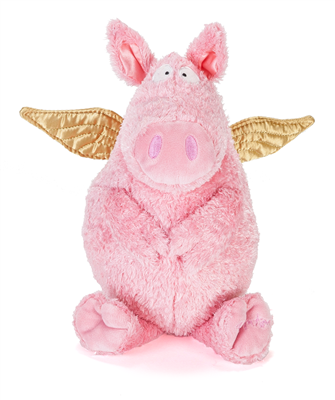 Hope the Flying Pig Plush