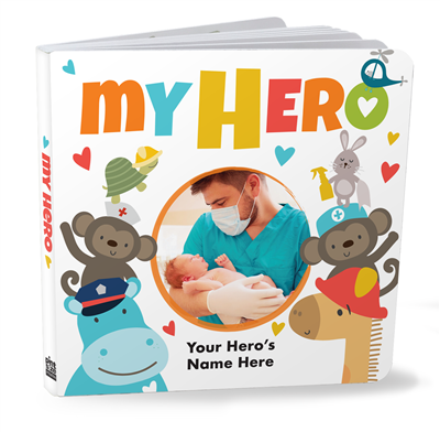 My Hero Book