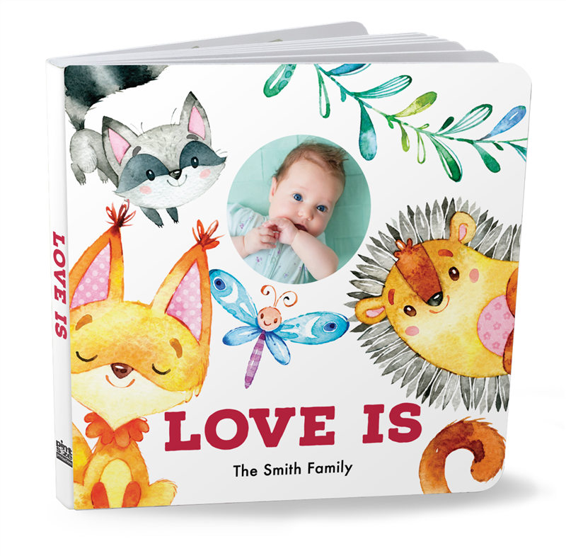 personalized board books story books made with your baby or child s