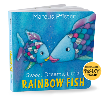 The Rainbow Fish Personalized Board Book