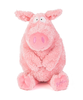 Perfect Piggy Plush