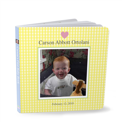 First Baby Book