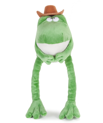 Willie the Frog plush