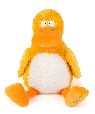 Exemplary Duck Plush