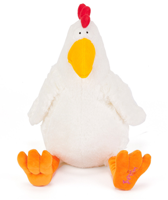 Philadelphia Chicken plush