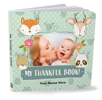 My Thankful Board Book
