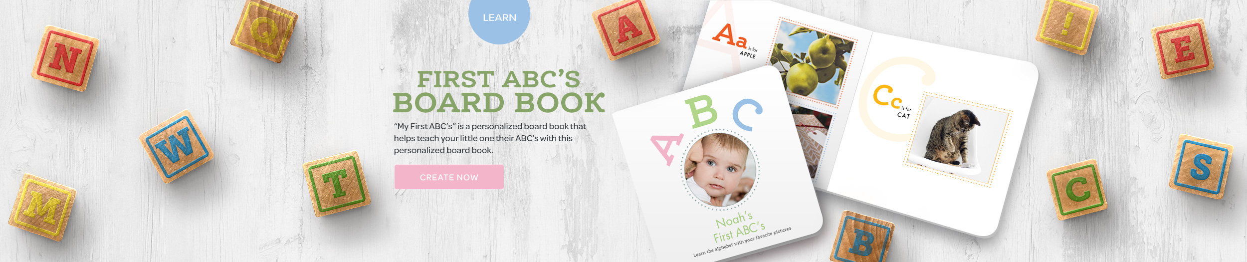 ABC Board Book