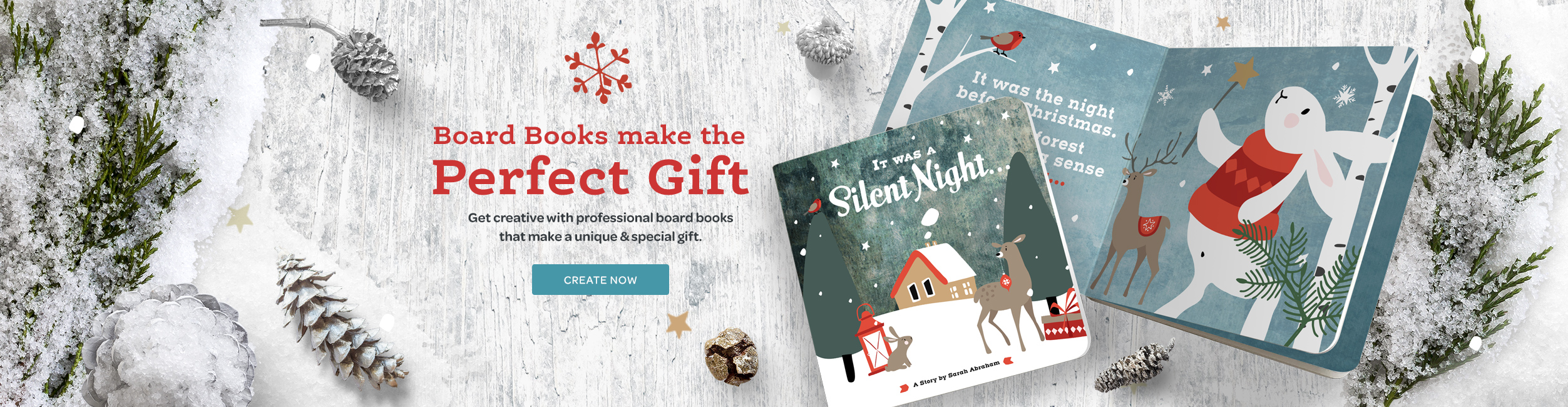 Professional Board Books make the Perfect Gift