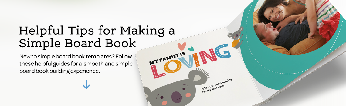 Helpful Tips for Making a Simple Board Book